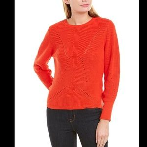 NWT Vince Camuto tie back sweater